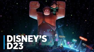 WRECK-IT RALPH 2 Presentation at Disney's D23 2017