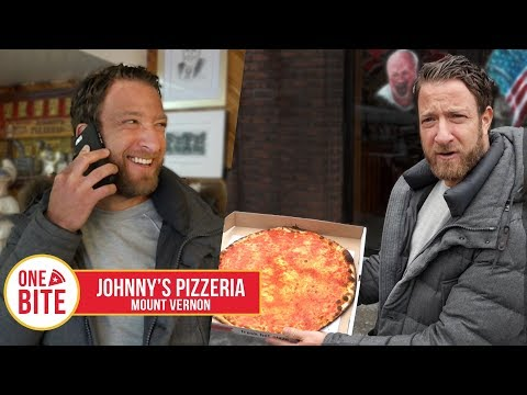 Barstool Pizza Review - Johnny's Pizzeria (Mount Vernon, NY)