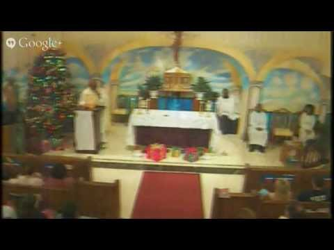 The Nativity of the Lord: Christmas Day: December 25, 2014