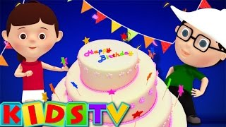 Best Happy Birthday To You Song | Birthday Songs | Kids TV
