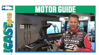 MotorGuide Xi5, PIn Point GPS 7 Pin Point GPS Gateway with Kevin VanDam | ICAST 2015