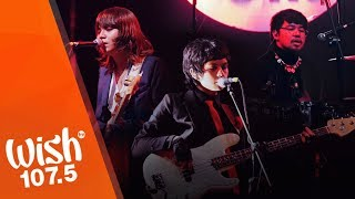 "IV of Spades perform ""Mundo"" LIVE on Wish 107.5"