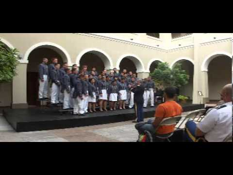 Concierto Coro Instituto Militar de Virginia /  Virginia Military Institute Chorus