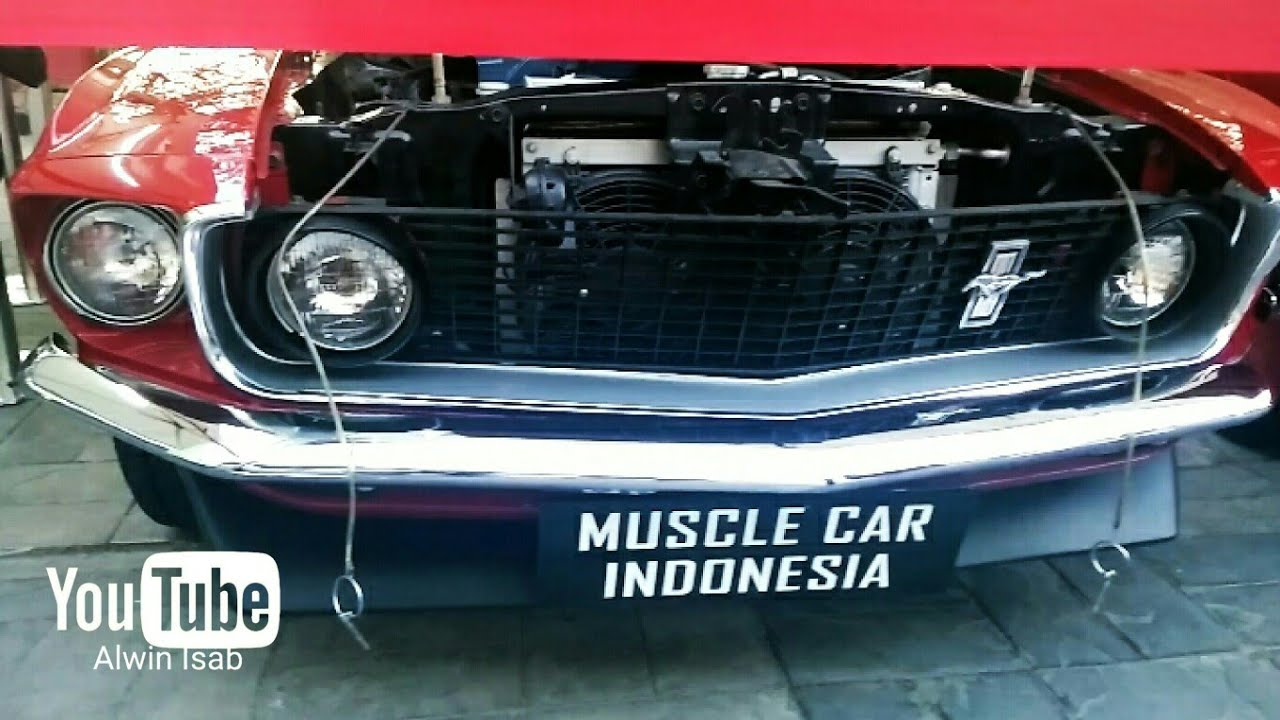 Muscle Car Indonesia Youtube