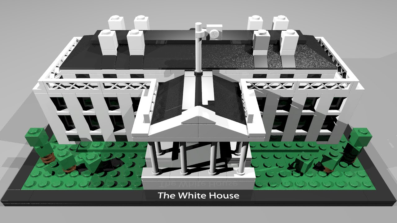 Related Keywords & Suggestions for lego architecture white ...