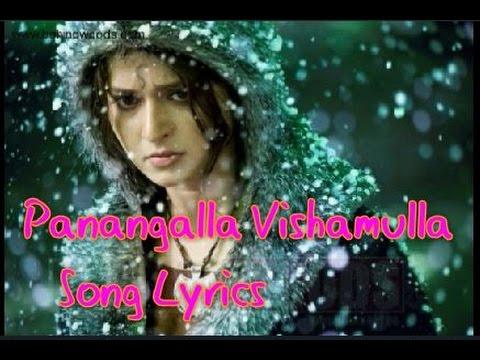 Panangalla Vishamulla Song Lyrics-Irandam Ulagam