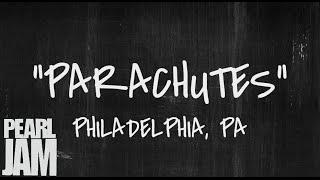 Parachutes - Live in Philadelphia, PA (10/22/2013) - Pearl Jam Bootleg YouTube Videos