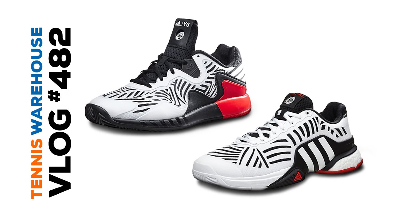 ce5dc0fb8 adidas Y-3 shoes and more! - VLOG  482 - YouTube