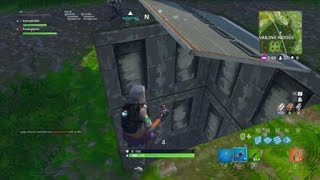 (fortnite) how to open the secret hatch in wailing woods, not clickbait.