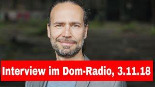 Eddi Hüneke | Interview und Live-Songs im Dom-Radio, 03.11.2018