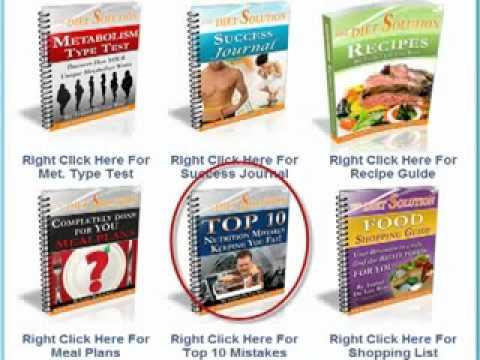 The Diet Solution Program Review   Bonus