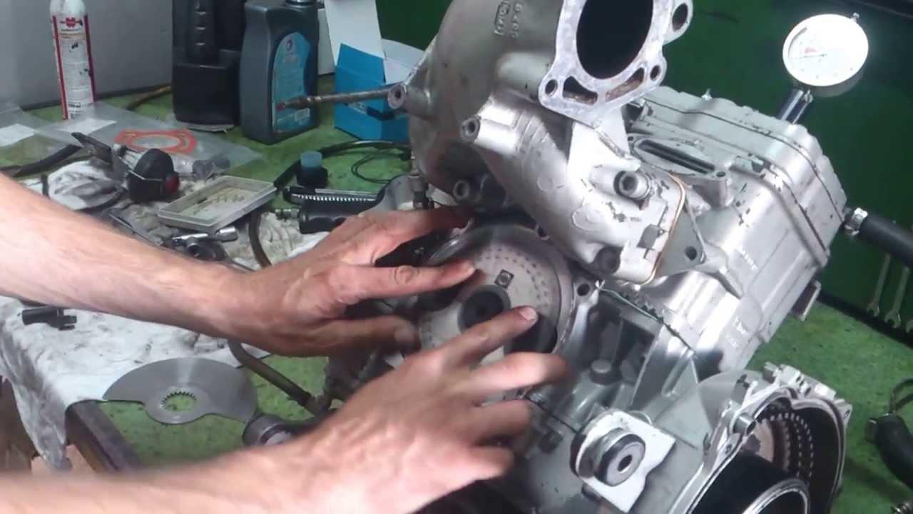 seadoo rotary valve