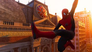 Spider Man PS4 Intro Theme Song Warbly Jets Alive
