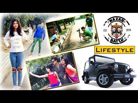 Nazar Battu Production Co-Founder, Khanabadosh, Net Worth, Income, Car, Girlfriend&Luxury Lifestyle