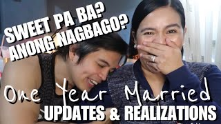 1 YEAR OF MARRIAGE | Building Our New Home? Savings? Baby Number Three? | DJ CHACHA
