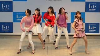 フェアリーズ 2017.6.18 2部 15:30「恋のロードショー」予約イベント ららぽーと新三郷 thumbnail