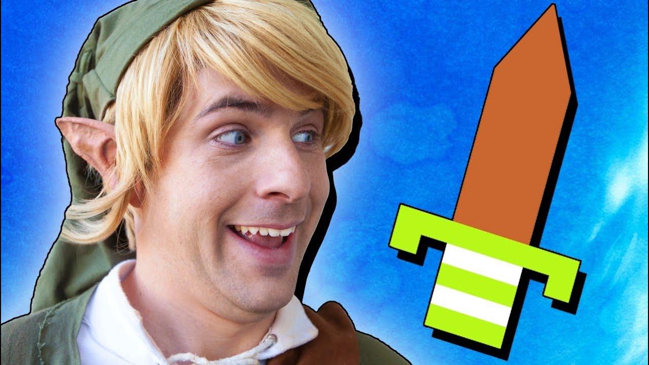 The Legend Of Zelda Rap GIFs - Find & Share on GIPHY