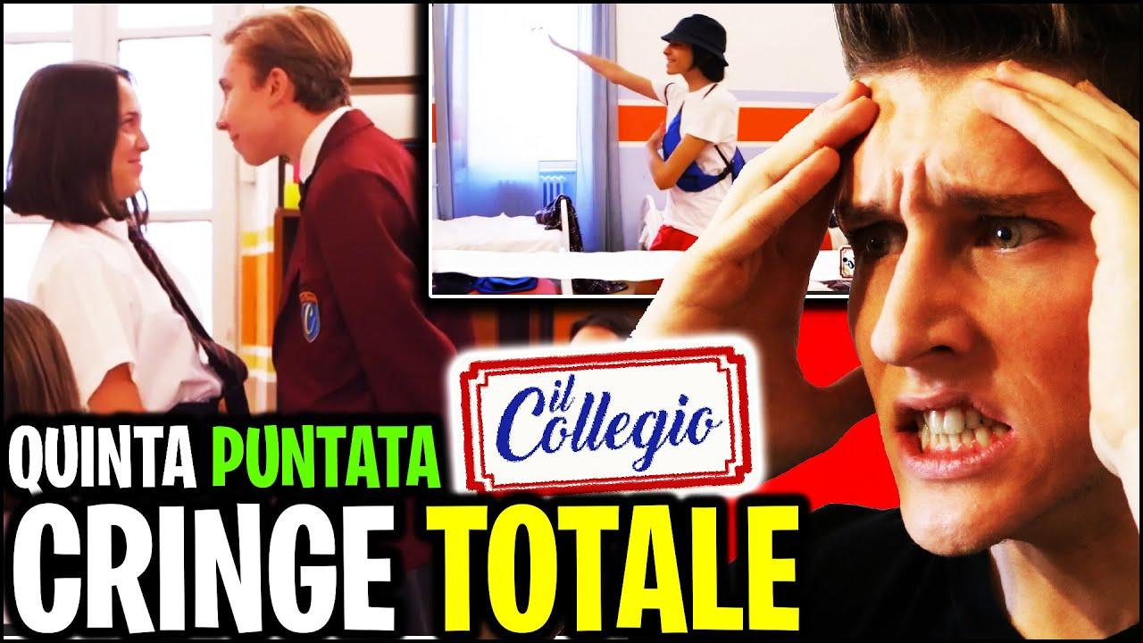 Download IL COLLEGIO 5 : LA QUINTA PUNTATA! IL RIASSUNTO!  *REAZIONE SPONTANEA* massimo cringe