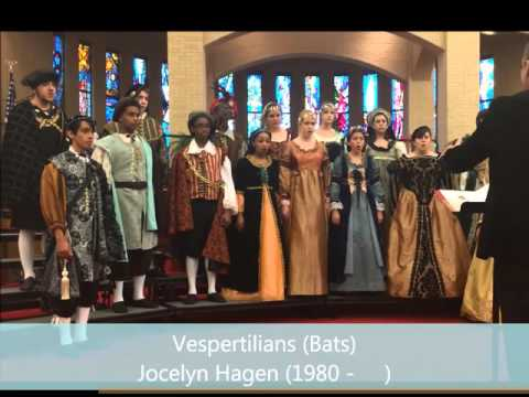 HSPVA Madrigal Singers - 2016 Madrigal Festival Performance