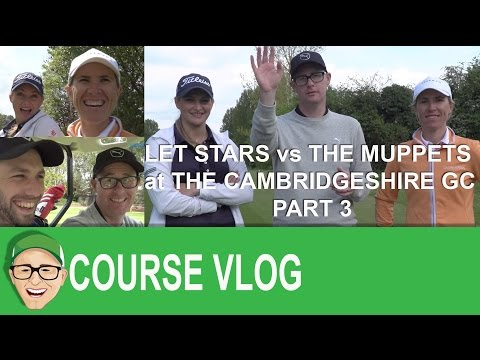LET Stars vs The Muppets at The Cambridgeshire GC Part 3