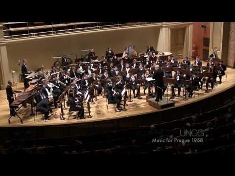 UNCG Music For Prague