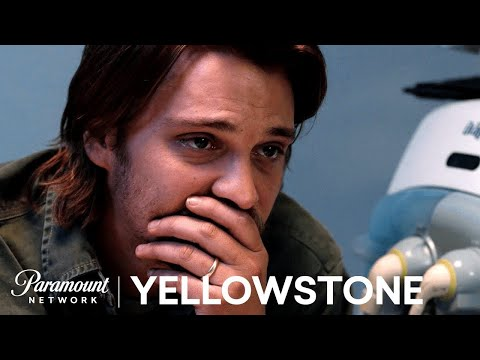 Luke Grimes on How Kayce Dutton Changed in Season 1 | Yellowstone | Paramount Network