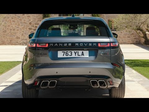 2019 Range Rover Velar Experience! Best SUV