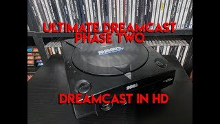 The Ultimate Dreamcast - Phase Two - DCHDMI