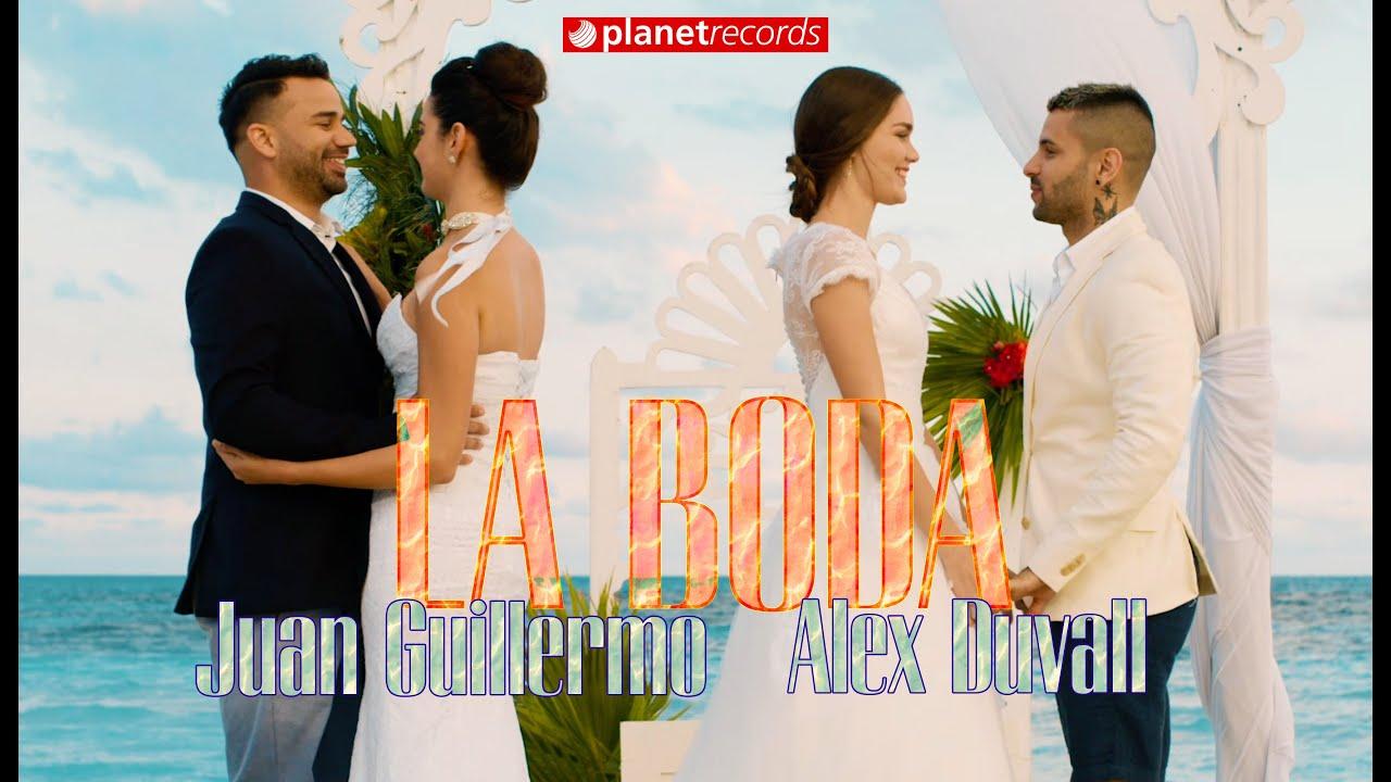 JUAN GUILLERMO ❌ ALEX DUVALL - La Boda (Official Video by Felo) Reggaeton Cubaton Romantico