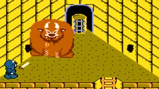 Deadly Towers (NES) Playthrough - NintendoComplete