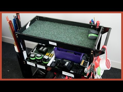 DIY Equipment Cart | The Film Look