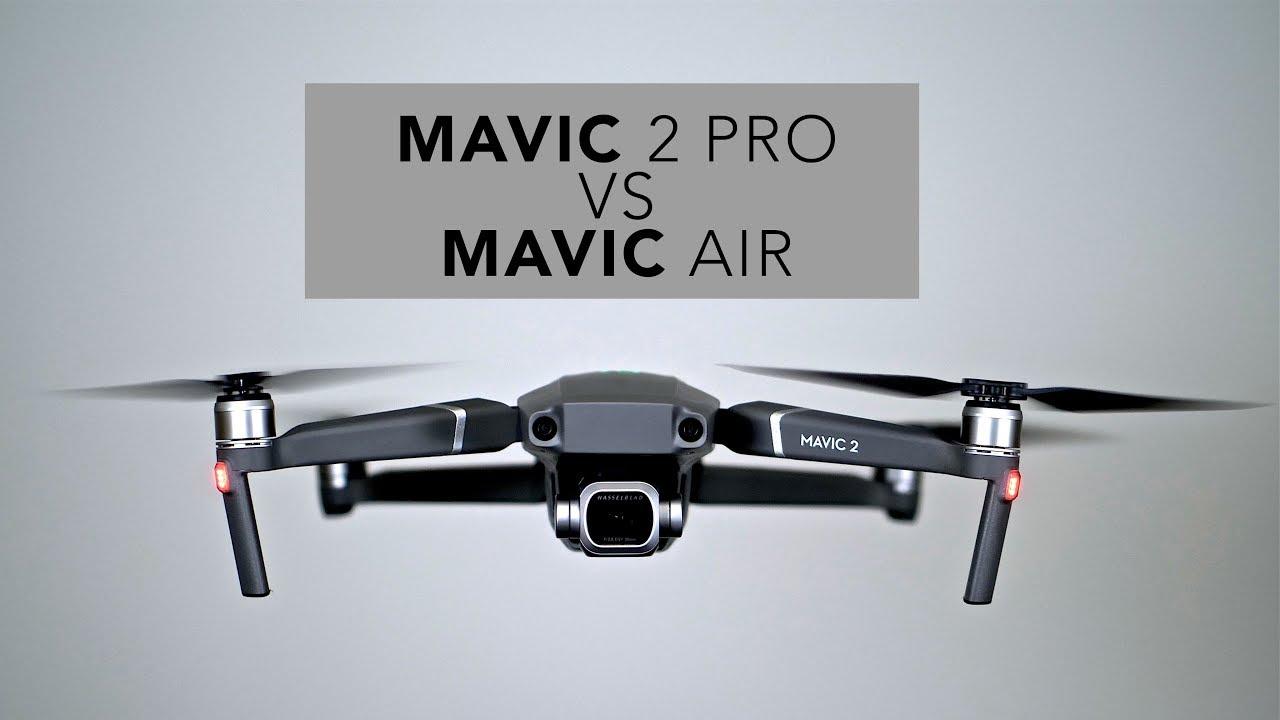 cb70ac89470 MAVIC 2 PRO vs MAVIC AIR | NOISE TEST | 4K - YouTube