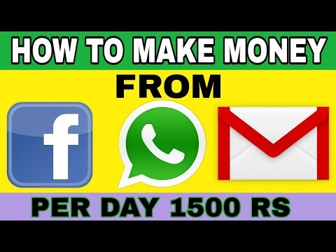 How To Make Money in 2019 From Whatsapp,Facebook,Gmail YESMOBO