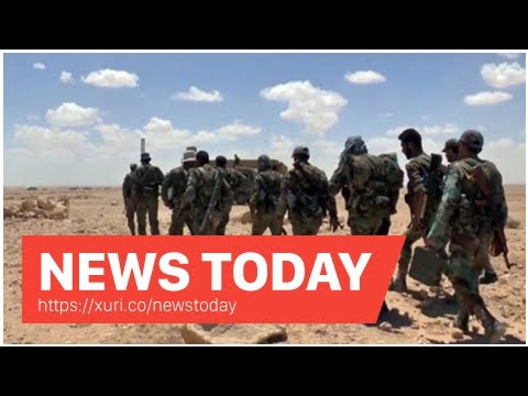 News Today - The Syrian army established control of the strategic cities in Idleb