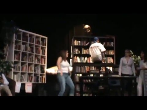 Broadway Night- A Night In The Library (Part 1)