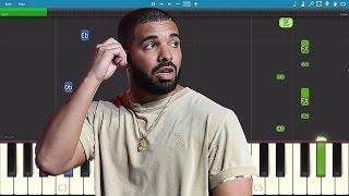 Video Drake - Passionfruit - Piano Tutorial download MP3, 3GP, MP4, WEBM, AVI, FLV Juni 2018