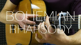 Queen Bohemian Rhapsody - Fingerstyle Guitar Cover.mp3