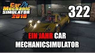 Auto Werkstatt Simulator 2018 ► CAR MECHANIC SIMULATOR Gameplay #322 [Deutsch|German]
