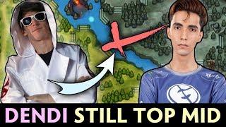 DENDI shows why he is still TOP MID vs Team Sumail — vs Gunnar Invoker