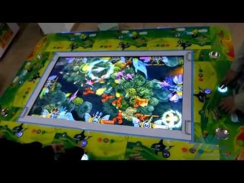 Ocean King Fish Arcade Game - Gameplay 2