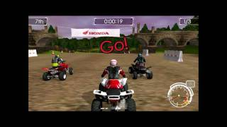 Honda ATV Fever on Nintendo Wii and DS