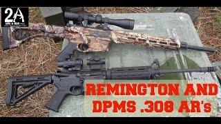 2015 Big 3 East Remington R25 G2 and DPMS G2 | 2AGuysAndGear