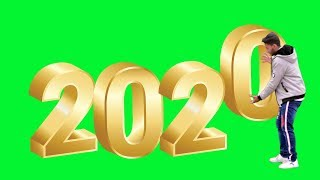 happy new year 2020 green screen status 2020 green screen effects