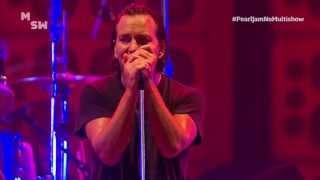 Pearl Jam - Black - Live in Brazil 2013 HD