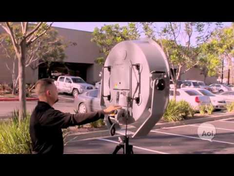 LRAD - Long Range Acoustic Hailing Devices