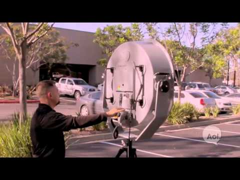 LRAD - Long Range Acoustic Hailing Devices