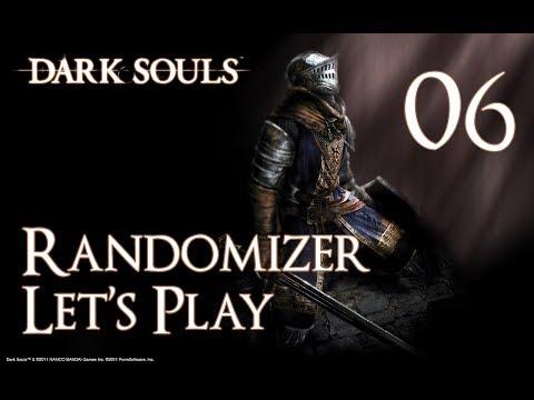 Dark Souls - Randomizer Let's Play Part 6: Skeledongers Everywhere!