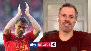 Jamie Carragher opens up on why he decided to retire and how it felt to leave Liverpool