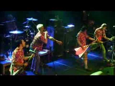 Me First and the Gimme Gimmes - Tomorrow, Live at Melkweg