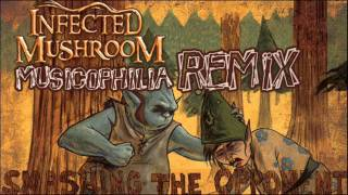 Infected Mushroom - Smashing the Opponent (Musicophilia Remix) + MP3 Download